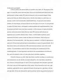 on the road to good health   research paper essay preview on the road to good health essay topics for research paper also research paper essays research proposal essay example