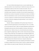 California City Essay