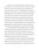 Prison Term Paper - Armed Robbery Crime