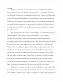 Hinduism - Religion Description Essay
