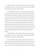 Literature Case - Hanan El-Sheikh Story Review