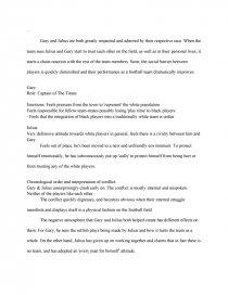 remember the titans conflict essay