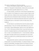 Reaction Paper - Fiction: Short Stories