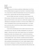 "Essay for Kate Chopins ""story of an Hour"""