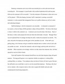 Research Paper on Restaurant Management
