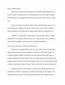 Essay About Business Ethics