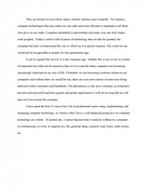 Sample Essays For High School Students Similar Essays Essay Writing For High School Students also Example Of Essay Writing In English Life Without Computer  Essay A Thesis For An Essay Should