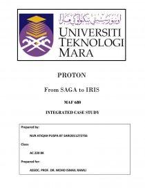 case study maf 680 proton