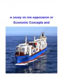 A Study on the Application of Economic Concepts and Theories Pertaining to Shipbuilding Industry of Bangladesh
