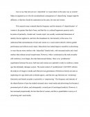 Sociology Essay Gender in Media